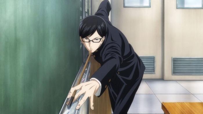 Sakamoto snooker
