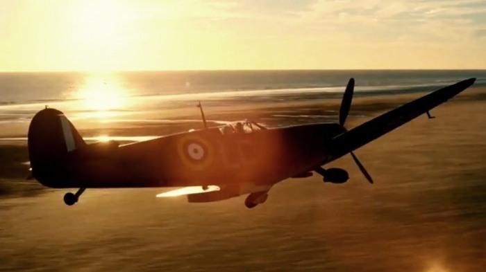 Dunkirk Plane