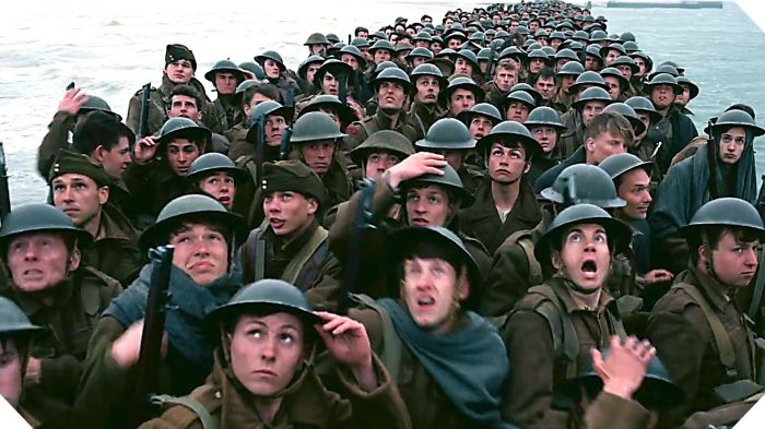 Dunkirk Soldiers