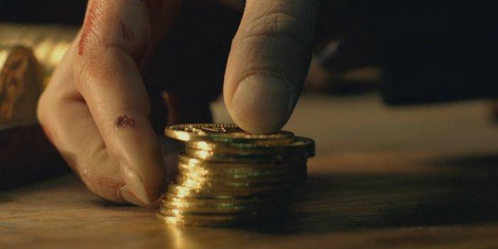 John Wick Gold Coins