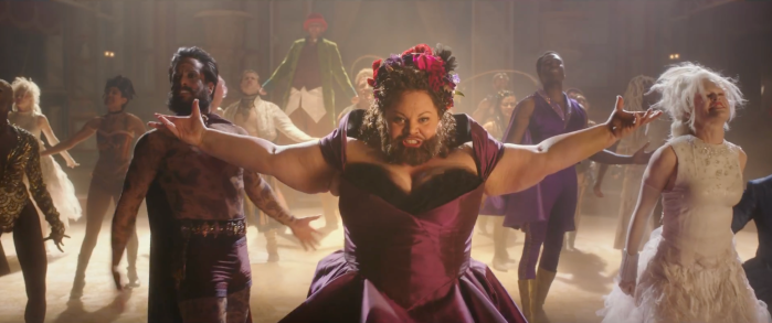 The Greatest Showman Bearded Woman
